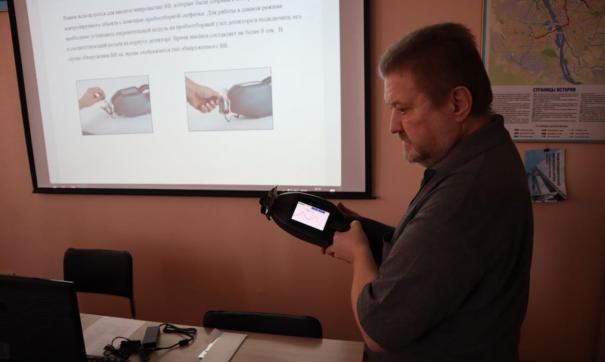Сотрудников метро в Новосибирске вооружили особыми детекторами