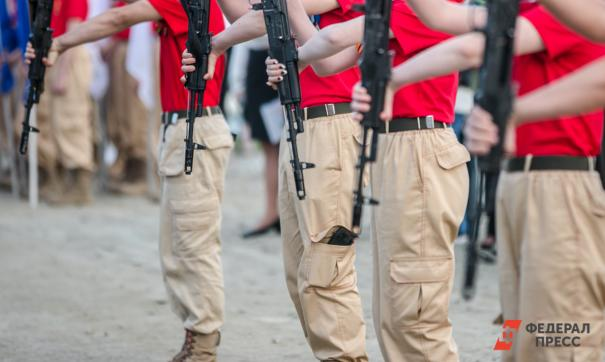 В Нефтеюганском районе военно-патриотическое воспитание молодежи находится на высоком уровне