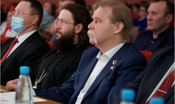 Александр Моторин был удостоен звания Почетного гражданина города Магнитогорска