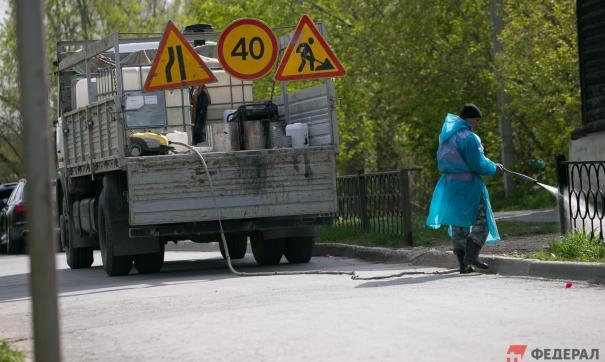 В Костромской области ждут наступления благоприятной погоды для обработки объектов от клещей