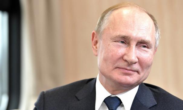 Путин выступил с посланием Федеральному собранию