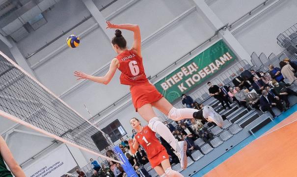 Открытие Академии волейбола в Екатеринбурге
