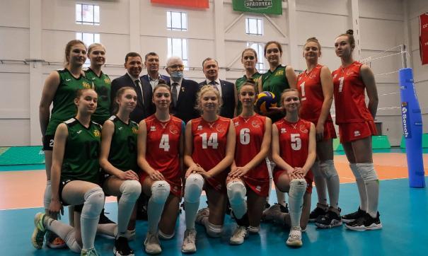 Академия волейбола в Екатеринбурге