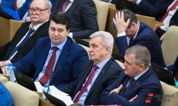 Их доходы колеблются от 4,4 до 15,3 млн рублей