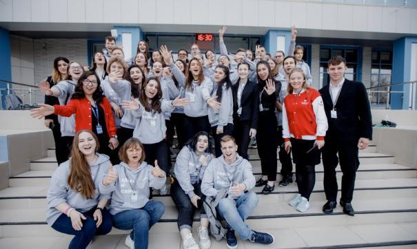 Одной из площадок мероприятия стал грантовый конкурс молодежных инициатив