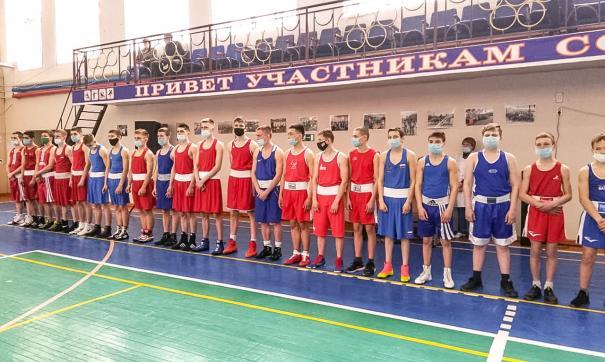 В Талице выберут лучшего боксера Свердловской области класса «Б»