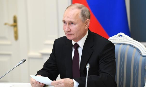 Владимир Путин в послании Федеральному собранию поддержал ряд инициатив ЕР