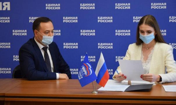 Свердловский замгубернатора Салихов заявился на праймериз от «Единой России»