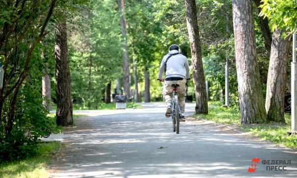 В Екатеринбурге к 2030 году проложат 142 км велосипедных дорожек