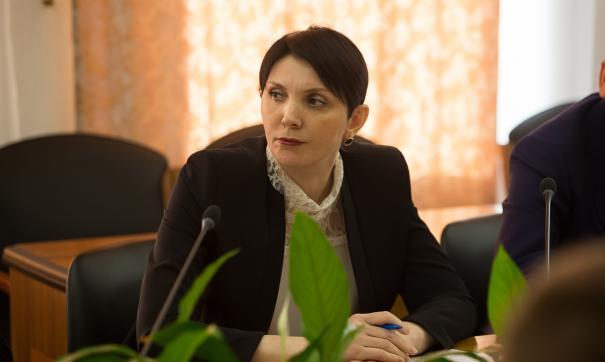Жанна Рябцева собирается избираться в Госдуму по партийным спискам