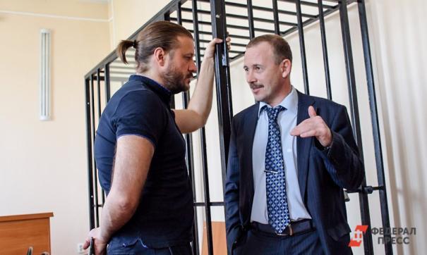 В контору свердловского адвоката пришли силовики