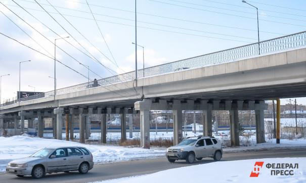 Для проезда во время реконструкции развязки у «Калины» возведут две эстакады