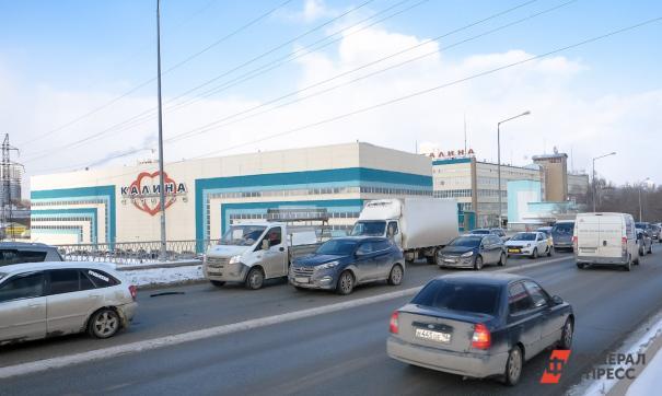 Строительство развязки у Калины в Екатеринбурге подешевело на несколько миллионов