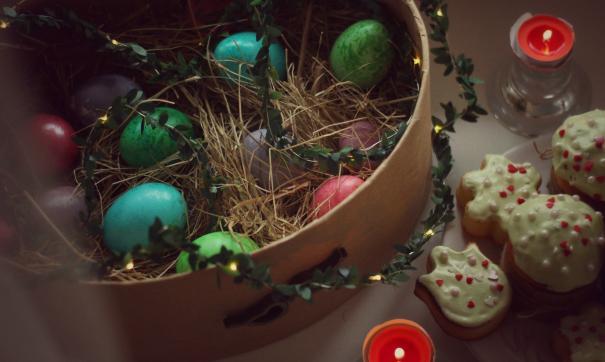 Роспотребнадзоре рассказал, как грамотно покрасить яйца к Пасхе