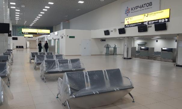 Международное авиационное сообщение из Челябинска возобновится в мае