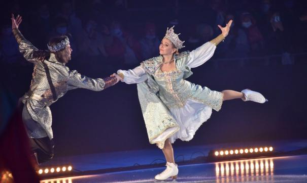 Татьяна Навка планирует вновь посетить Екатеринбург с концертом