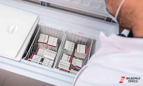 Область готова нарастить объем поставок до полумиллиона вакцин