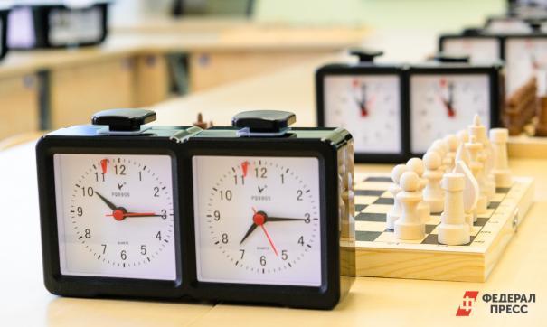 Чемпион мира по шахматам едет на Урал