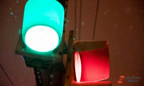 Автовладелец проигнорировал «красный» сигнал светофора
