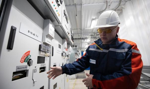 Создание новой подстанции обошлось энергетикам в 70 млн рублей