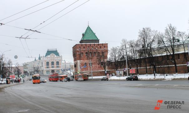 Темой беседы стала поддержка крупных проектов, связанных с развитием территорий нижегородской агломерации
