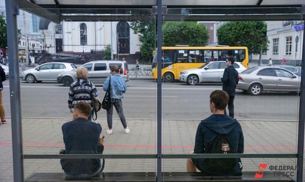 Замена павильонов произойдет по программе «Повышение безопасности дорожного движения»