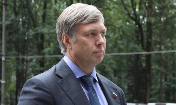 Врио ульяновского губернатора назначен сенатор от Московской области Алексей Русских