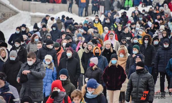 Задержания прошли на площади Габдуллы Тукая в столице республики