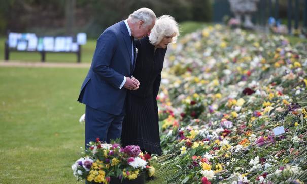 17 апреля в 15:00 в Великобритании пройдет минута молчания