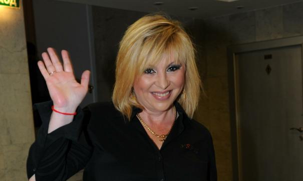 Валентина Легкоступова была жената трижды