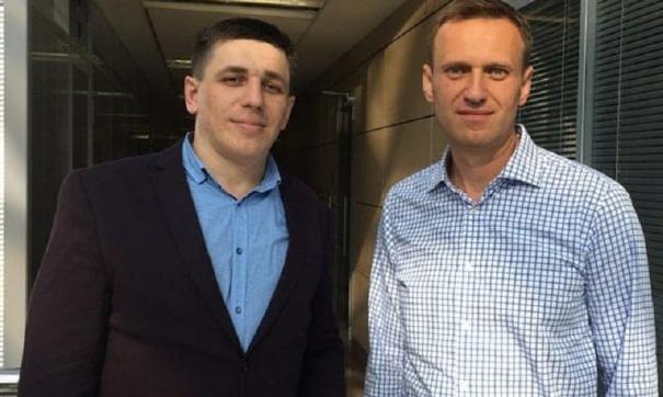 Бывшему координатору штаба Навального в Архангельске дали 2,5 года колонии