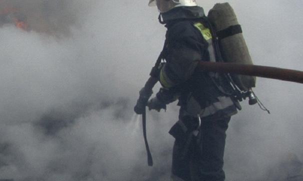 Взрыв газа в Нижегородской области спровоцировал крупный пожар