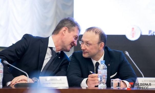 Андрей Козицын и Игорь Алтушкин увеличили капитал