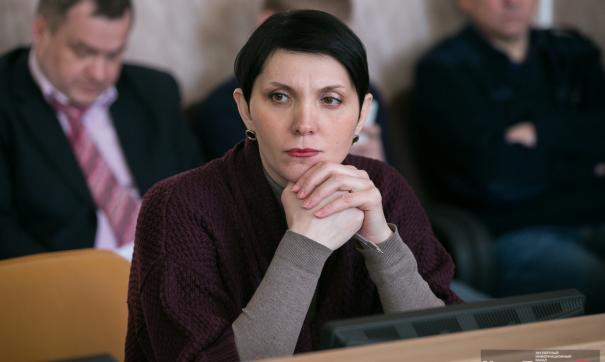 Жанна Рябцева ожидает нового послания президента