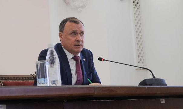 Алексей Орлов встретится с начальником железной дороги