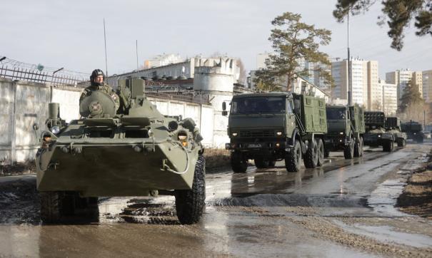 Ради военных на Вторчермете перекроют на полдня