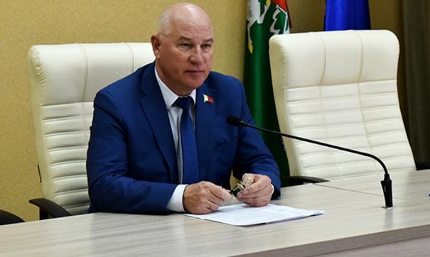Виктор Лачимов уйдет в отставку в начале мая