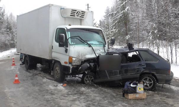 Автокатастрофа под Кушвой унесла жизни трех человек
