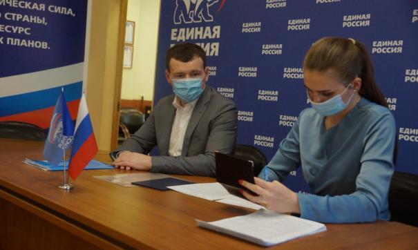 Дмитрий Жуков подал документы на праймериз ЕР