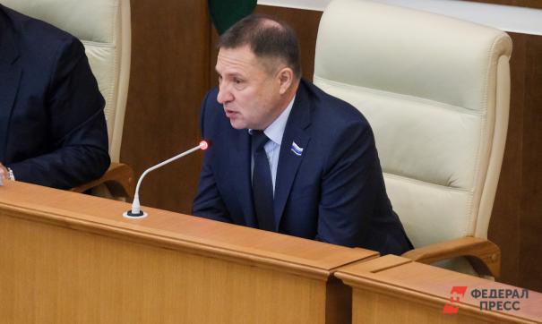 Вячеслав Вегнер прослыл одним из главных острословов заксобрания