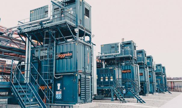 На площадках заводов заработали автономные теплоэлектростанции