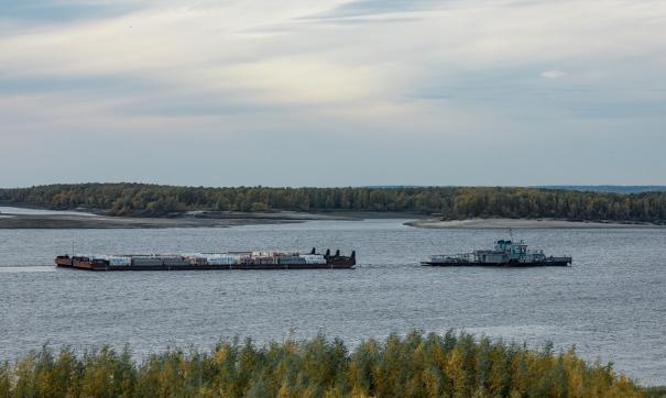 В период навигации доставят более 4 тысяч тонн грузов