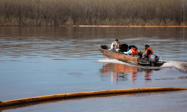 Утечка нефти в Республике Коми оказалось не такой серьезной, как изначально предполагали экологи