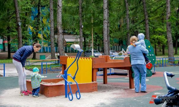Прокуратура проверит копейскую УК за травму в сквере двухлетнего ребенка