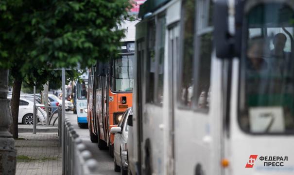 В центре Челябинска новые ограничения для автомобилистов