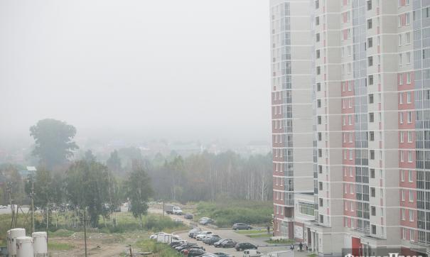 Природные пожары повлияли на качество воздуха на Южном Урале
