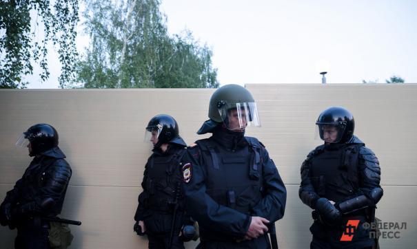 Челябинцы снимали видеоролик про митинги