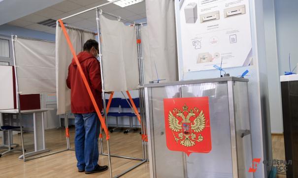 Свердловчане могут дистанционно проголосовать за условных кандидатов