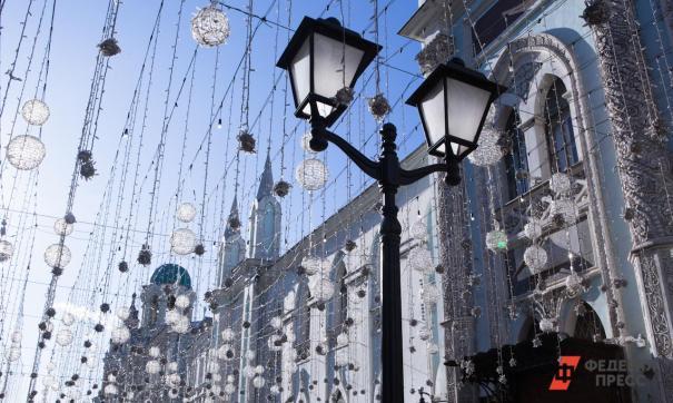 Освещение заменят на екатеринбургской улице Бажова