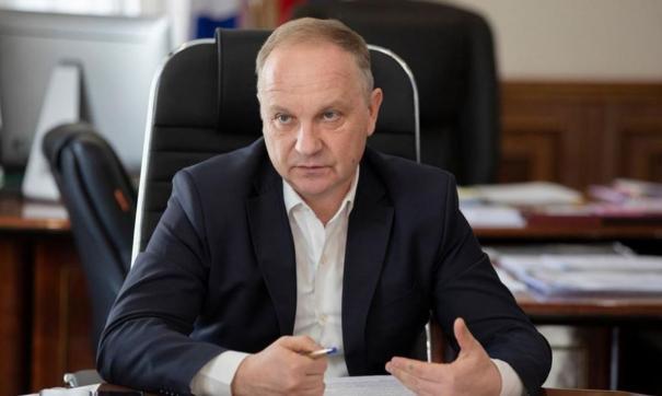 У экс-мэра Владивостока Олега Гуменюка с самого утра идет обыск